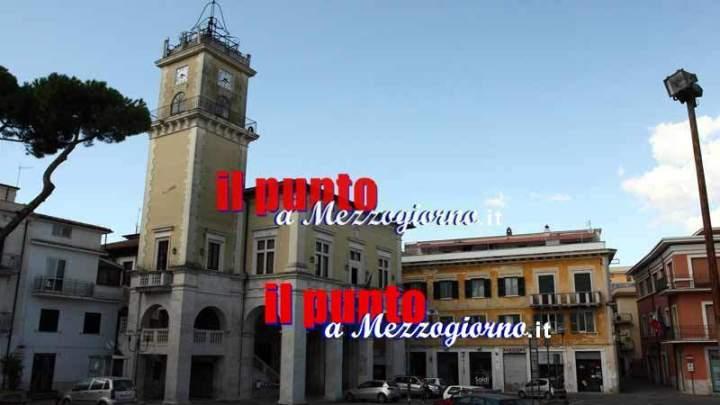 Lettera minatoria al sindaco di Pontecorvo, indagano i carabinieri