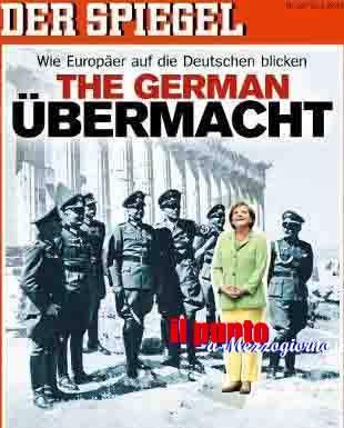 I tedeschi si chiedono perché sono odiati, la risposta sta nella loro storia