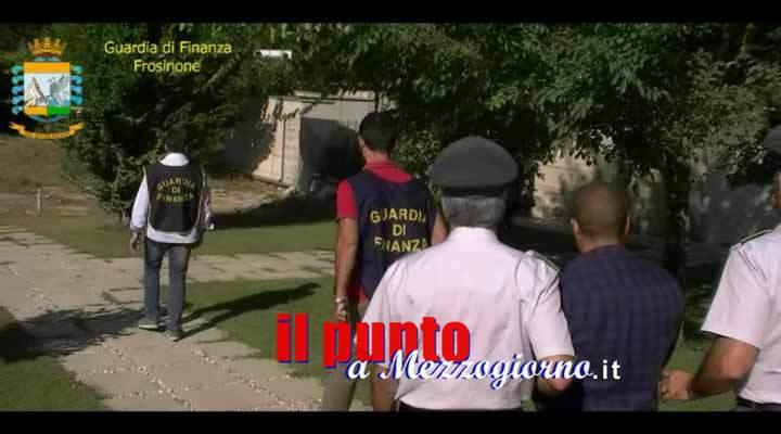 Sequestrati immobili terreni auto e conti corrente ai Di Silvio di Frosinone