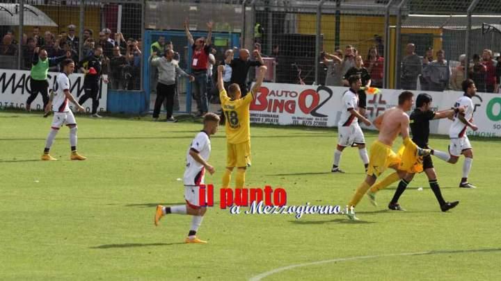 Il Frosinone Calcio non riesce a conquistare l'Egnatia cup