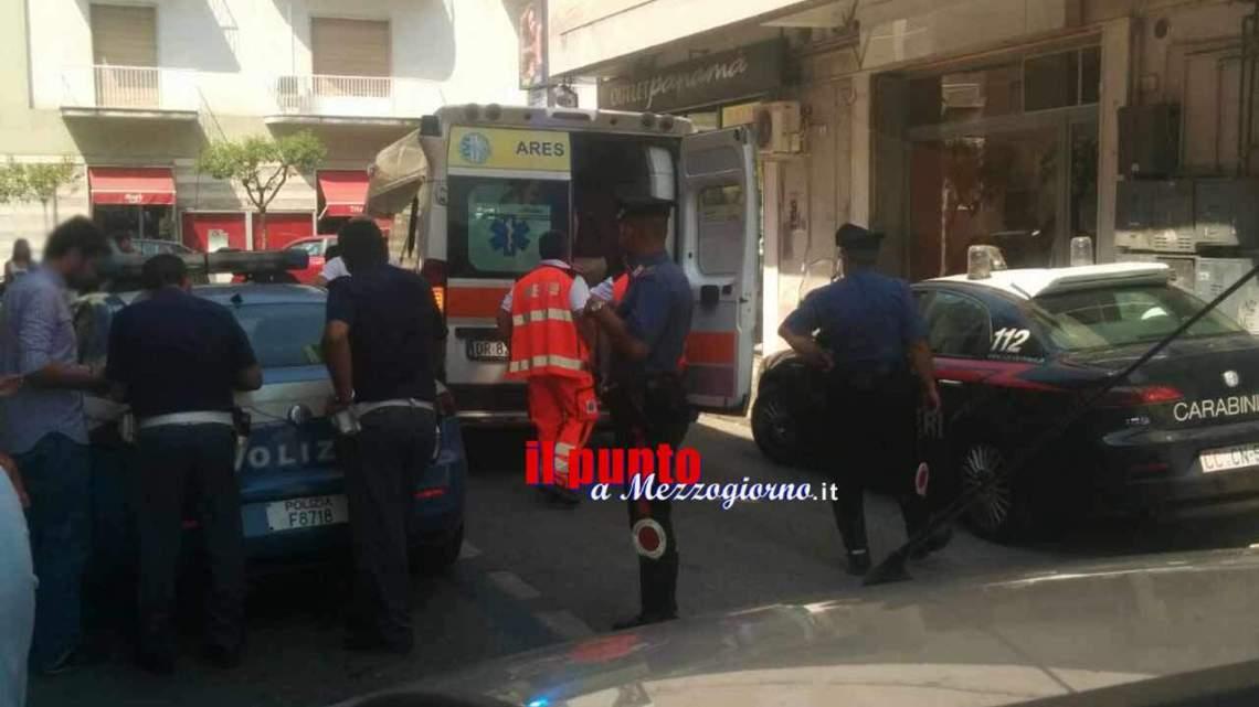 Donna 83enne cade nella propria abitazione per un malore, salvata dai Carabinieri