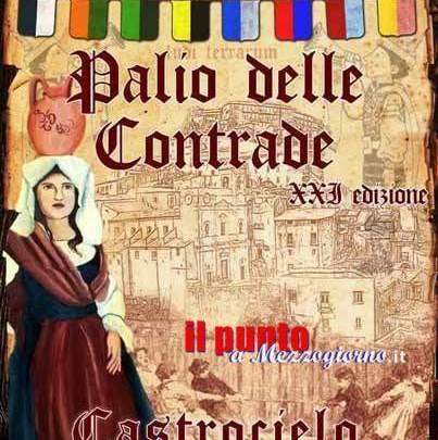 Dal 7 al 9 agosto il ventunesimo Palio delle contrade di Castrocielo