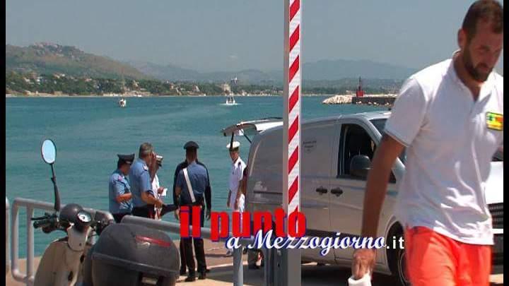 Sub morto a Formia, la vittima di Pontecorvo era scomparsa ieri