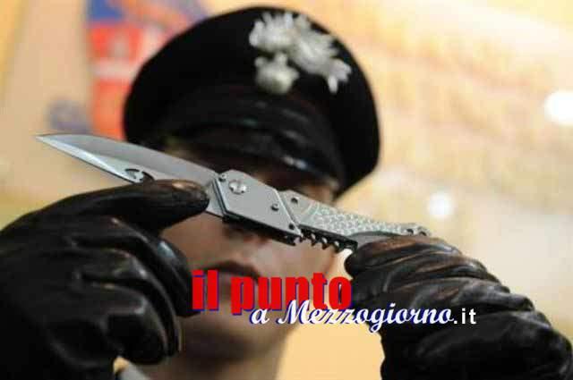 Omicidio ad Esperia, padre ucciso a coltellate dal figlio
