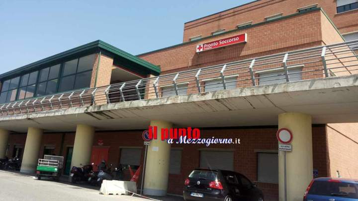 Infermiera aggredita al Pronto Soccorso di Cassino, emergenza sicurezza Santa Scolatica
