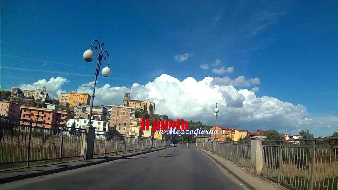 Pontecorvo – Chiuso per lavori il Ponte vecchio