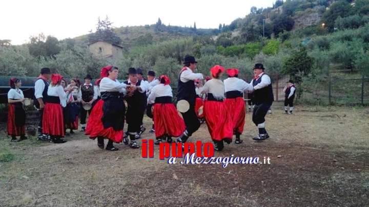 """Sughereta di Villa San Vito in """"festa delle mele"""" a Monte San Biagio"""