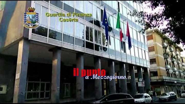 Sospeso dall'esercizio dei pubblici uffici dirigente del settore ecologia del comune di Caserta
