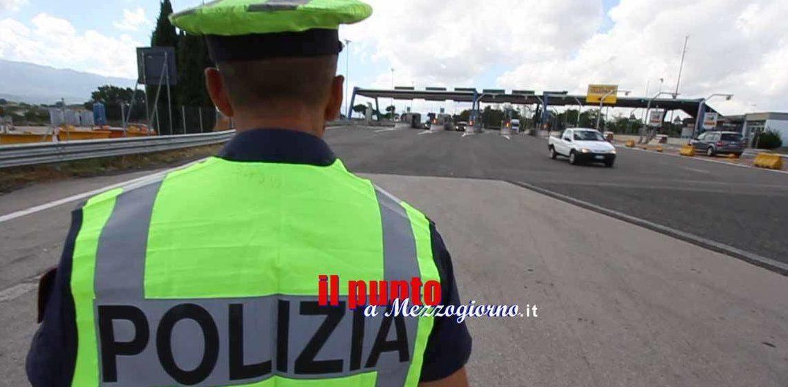 Cassino – Furto in area di servizio, arrestato cinquantenne