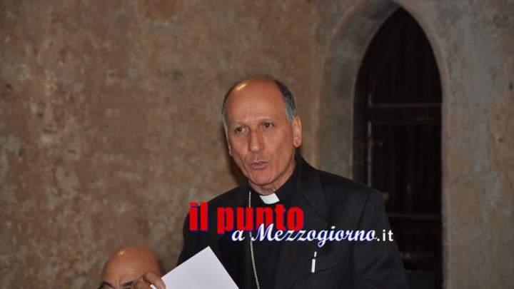 Presentazione del progetto della nuova Chiesa Parrocchiale Sacra Famiglia a Cassino.