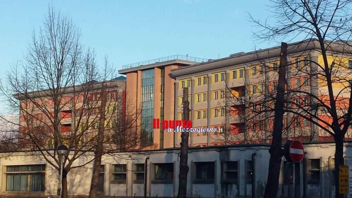 Frosinone, furto tra le  corsie dell'ospedale, denunciato un degente