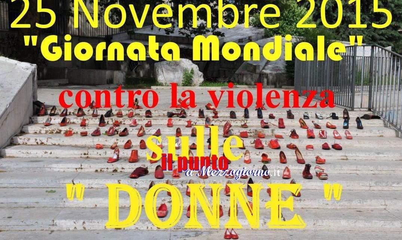 Giornata mondiale contro la violenza sulle donne, domani e sempre