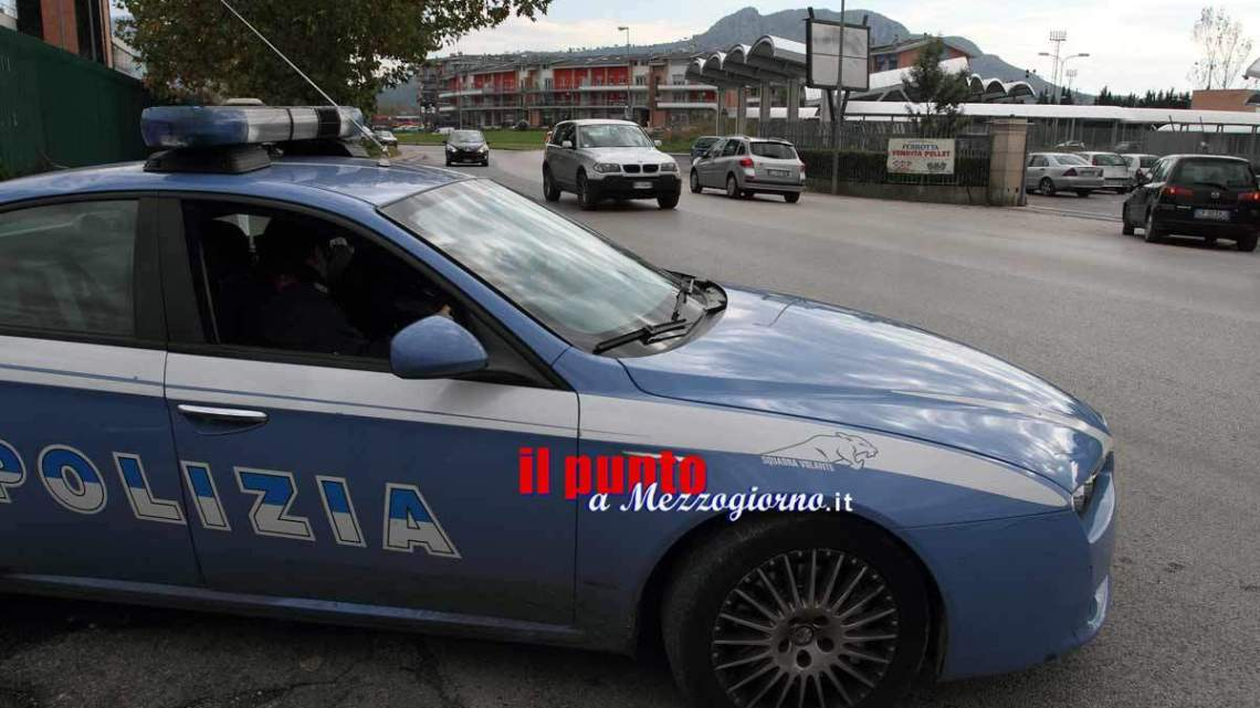 Blitz antidroga a Cassino, due arresti