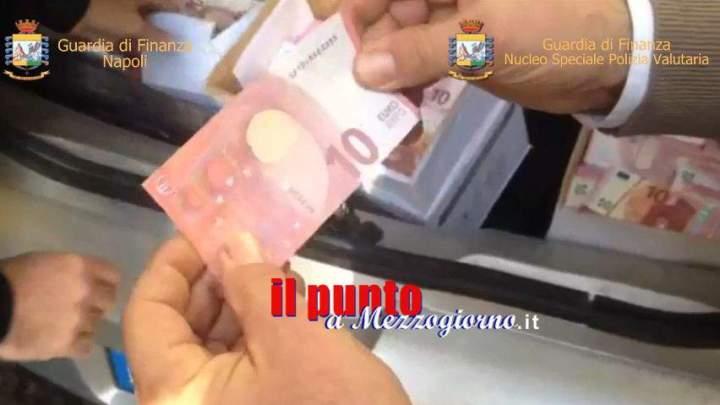 Allerta sulle banconote da 10 euro, i falsari hanno riprodotto anche la nuova serie