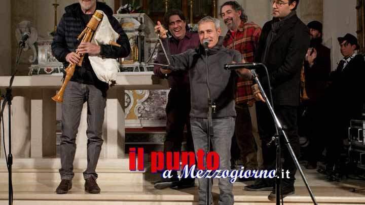 """Il festival """"La Zampogna"""" premia Francesco De Gregori"""