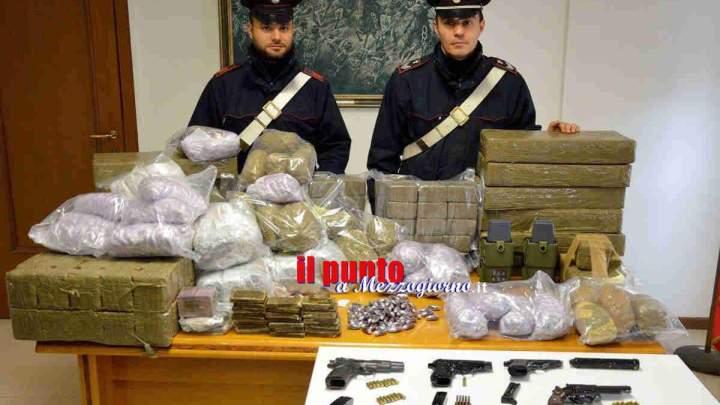 Maxi sequestro di droga a Ostia per quasi un milione di euro