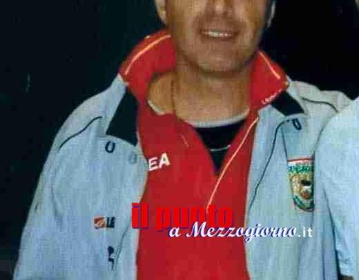 Giuseppe Fiorini coach Pallacanestro Veroli 2016