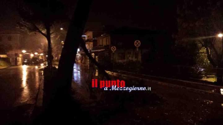 Maltempo a Pontecorvo, attivata task force: 15 interventi in 12 ore