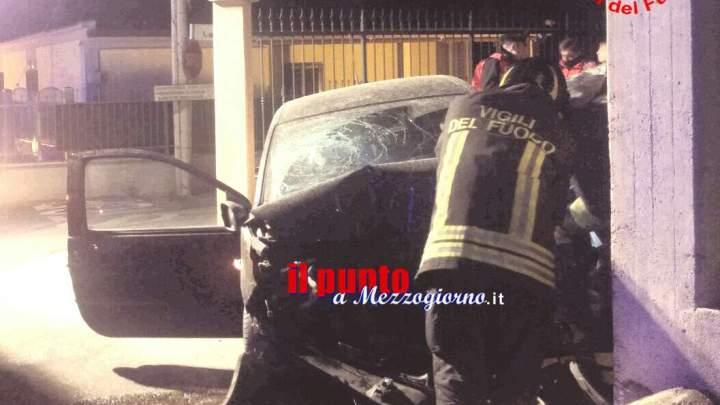 Incidente stradale a Cisterna, muore 62enne