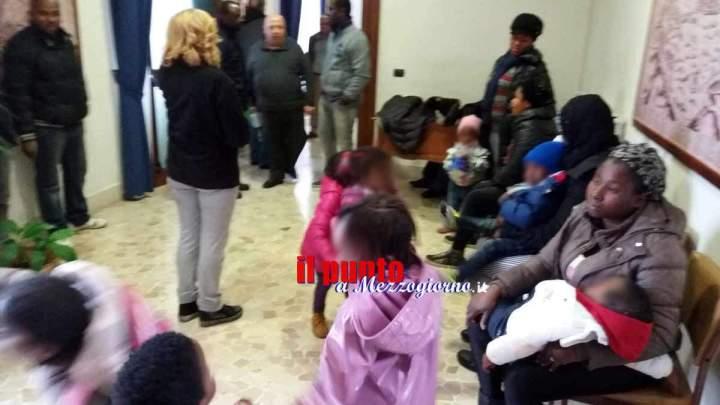Migranti in provincia di Frosinone, da 800 a 1700 in 5 mesi. Numeri al limite dell'allarme sociale