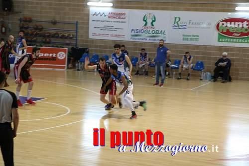 Basket serie C: Risveglio di Civitavecchia, Sora cade nel finale