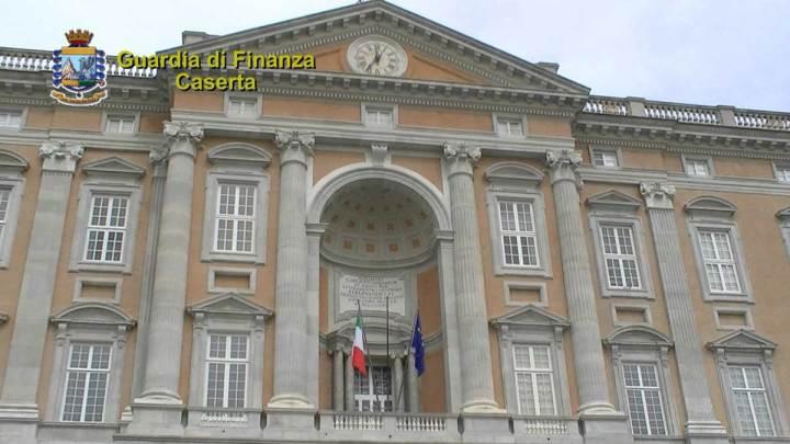 Reggia di Caserta, danno all'erario di 1 milione 200mila euro per affitti interni bassi