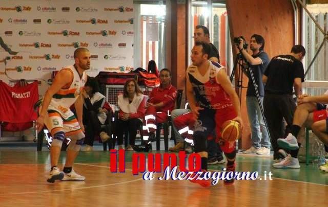 Basket: La  Virtus Cassino sbanca Palestrina, 85-75, e va sull'1-0 nella semifinale playoff