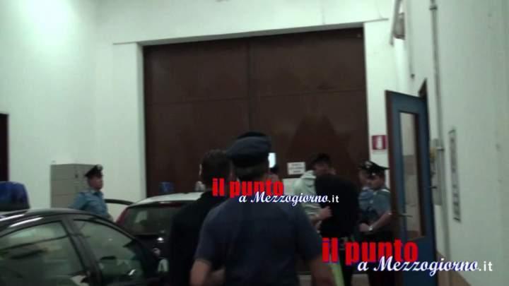 Pestato per il Rolex a Piedimonte, arrestati per rapina tre pontecorvesi