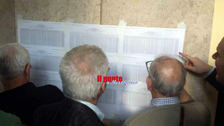 Elezioni amministrative 2016 a Cassino, tutte le preferenze