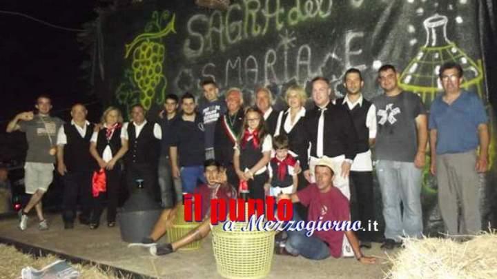 Tutto pronto a Sant'Ambrogio per la 19esima edizione della sagra del vino bianco ambrosiano