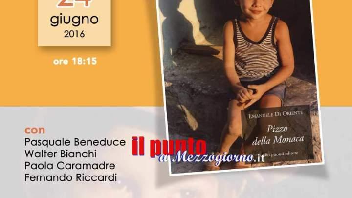 Raccontare la mafia e l'antimafia, viaggio nella Sicilia di Emanuele Di Oriente oggi alle 18 in biblioteca a Cassino