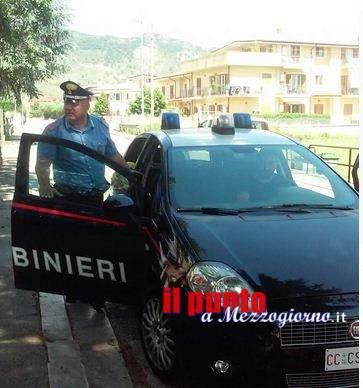 Rapina all'ufficio postale di Piedimonte, tre rapinatori arrestati