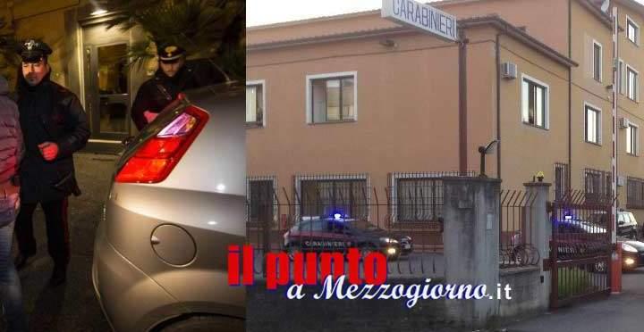 Furto nella notte alla Sata di Pozzilli, banda di malviventi catturata dai carabinieri