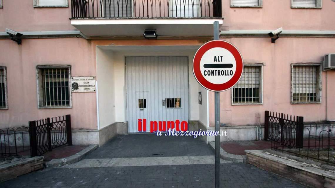 """Cassino – """"Esco a lavorare"""", prende il via il progetto per i detenuti della casa circondariale"""