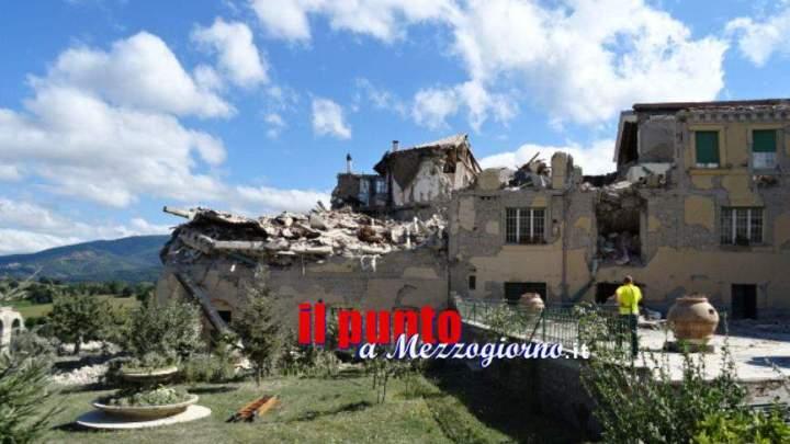 Terremoto ad Amatrice, ancora scosse nel reatino. Sei dalla mezzanotte
