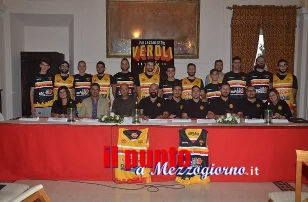 Basket serie D: Inizio anno con vittoria per la Pallacanestro Veroli battuta, 79-68, la Virtus Pontinia