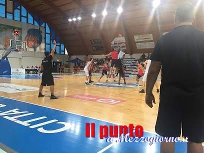 Basket: Ultimo impegno amichevole per la Virtus Cassino contro Agropoli