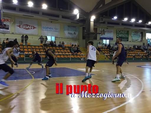 Basket: Quarto impegno di pre season per la Virtus Cassino sul parquet di Isernia