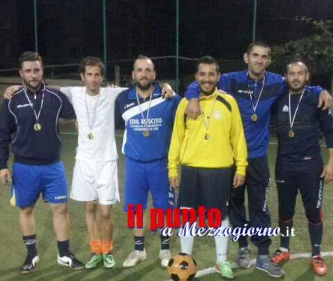Coppa Rioni a Villa Santa Lucia. Vincono i Luichi