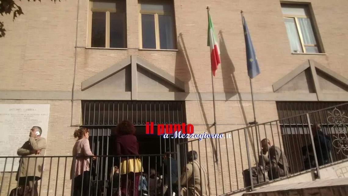 Tensione in tribunale a Cassino, avvocato aggredito al termine di udienza Gup