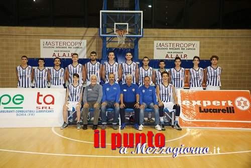 Basket C Gold: La NB Sora 2000 cade ancora, quinta sconfitta consecutiva con Frascati