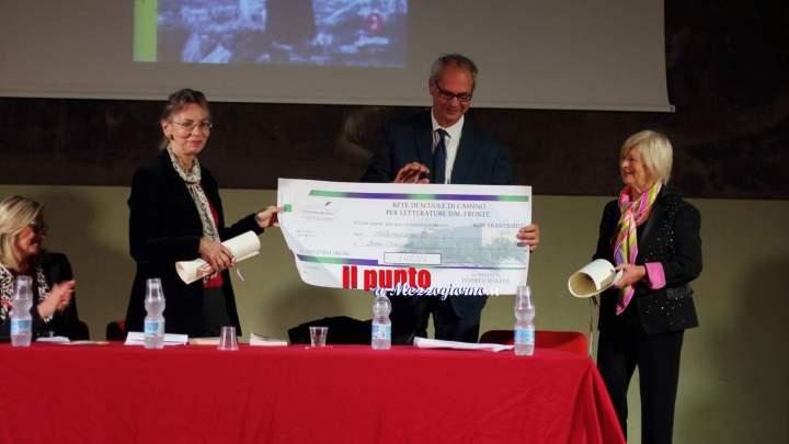 Assegnato il premio Letterature dal Fronte alla scrittrice austriaca Anna Mitgutsch