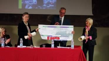 Anna Mitgutsch riceva il premio
