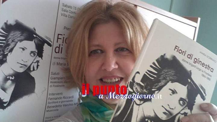 """""""Fiori di Ginestra"""" a Frosinone, Maria Scerrato presenta a Frosinone  il suo libro sulle """"Donne dei Briganti"""""""