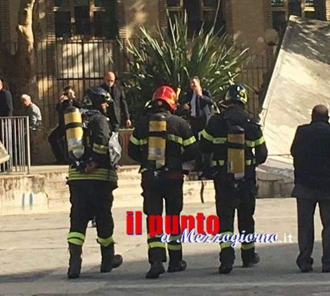 Tribunale evacuato a Cassino dopo decine di malori, si teme sostanza tossica