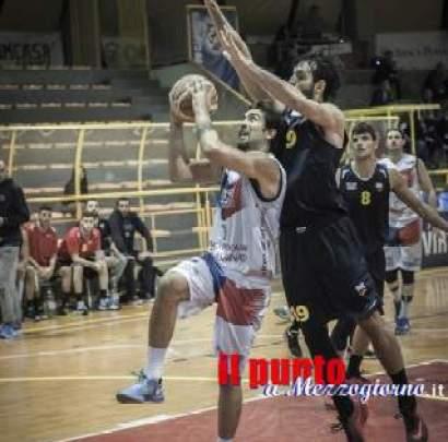 Basket serie B: La Virtus Cassino a Maddaloni, oggi per un test ad alto coefficiente di difficoltà