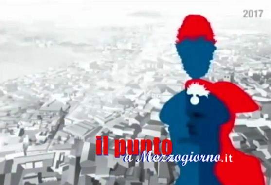 Presentato a Roma il Calendario Storico 2017 dell'Arma dei Carabinieri