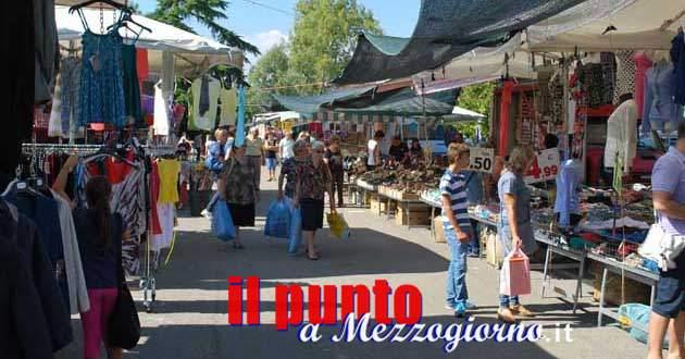 Frosinone, nuovo mercato: oltre ai servizi igienici, le ambulanze
