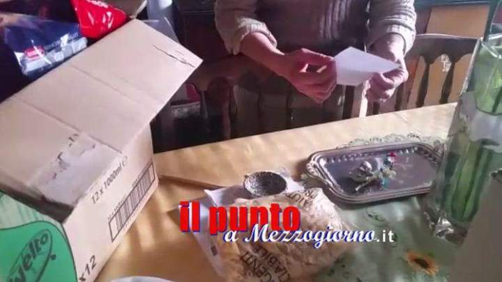Malata e disagiata economicamente: Rosa aiutata da Comune di Cassino, Croce Rossa e Della Corte