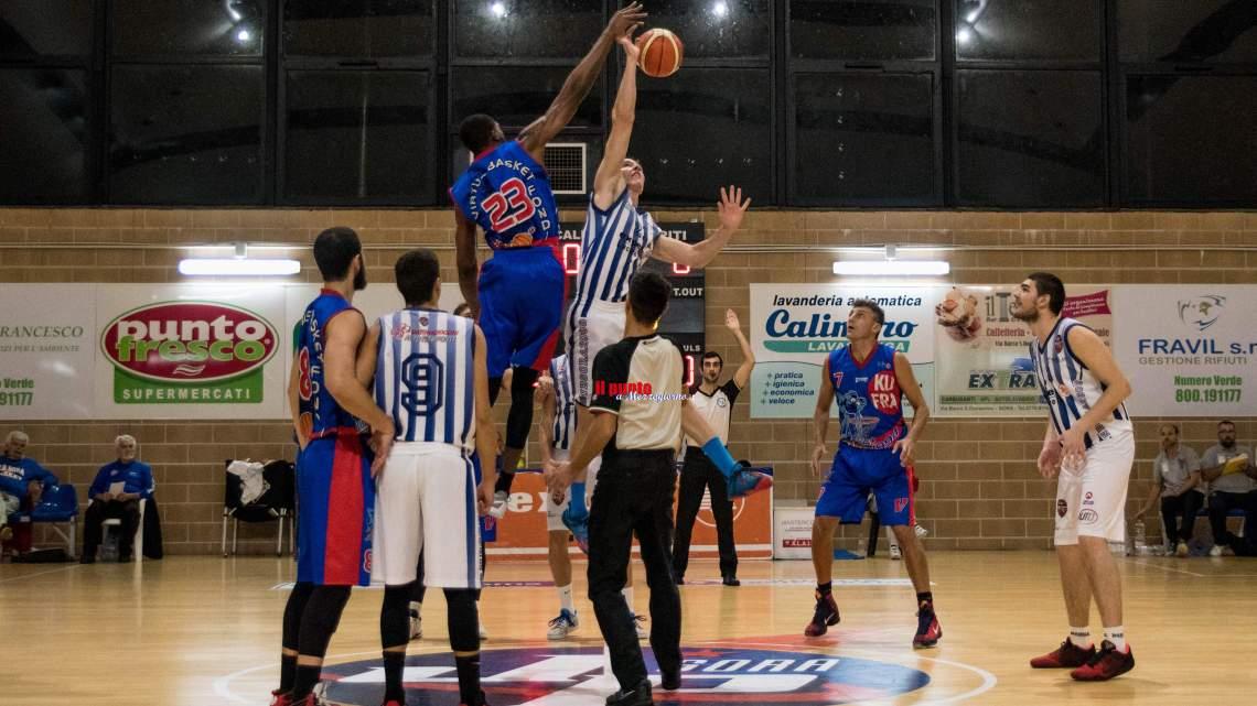 Basket C Gold: La NB Sora 2000 regge per tre quarti e cede poi nel finale